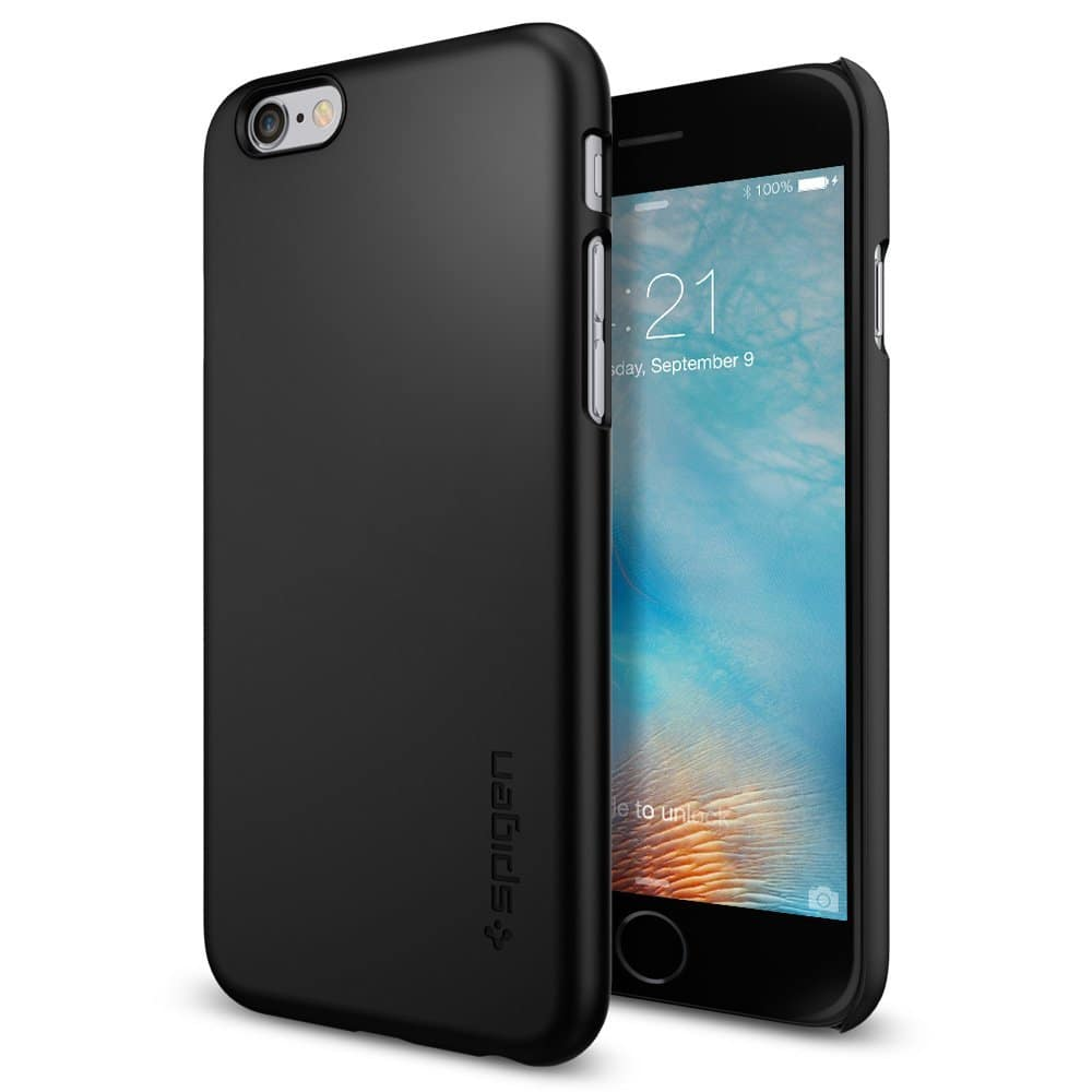 Spigen Select Apple iPhone 6/6s, iPhone 6 Plus/6s Plus Cases & Products 80% Off AC @ Amazon - Starting from $2