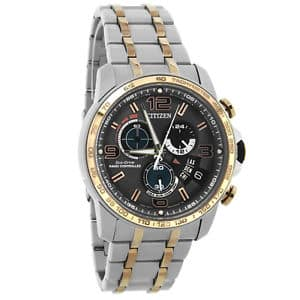 Citizen Men's Eco-Drive Chrono-Time A-T Watch  $112.50 + Free shipping