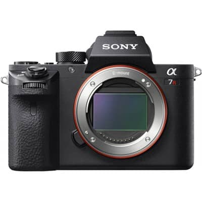 Sony a7R II Full-frame Mirrorless Interchangeable Lens 42.4MP Camera - Body Only (Open Box) $2699 + free shipping