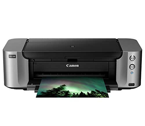 Canon Pro-100 Wireless Color Printer  $49 After $250 Rebate + Free S&H