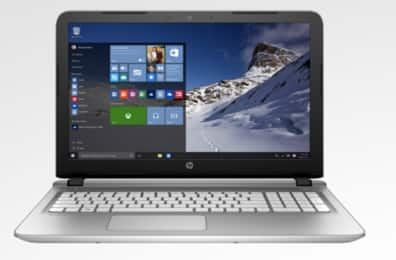 "HP Pavilion 15t 15.6"" Laptop, Core i5, 6GB RAM, 1TB HD, M7H64AV for $364.99 with Amex credit card only"