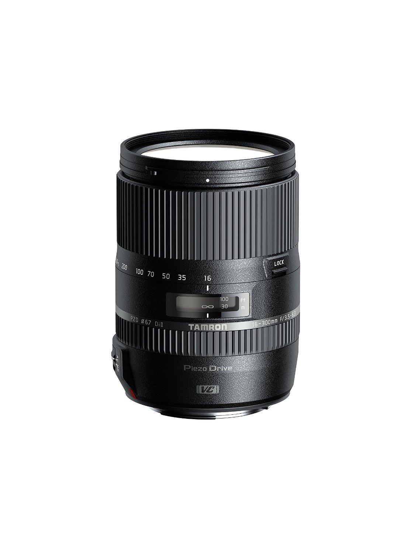 Tamron 16-300mm F/3.5-6.3 Di-II VC PZD Macro Lens (Canon, Nikon, Sony) + 128GB Memory Card $499 after $130 rebate + free shipping