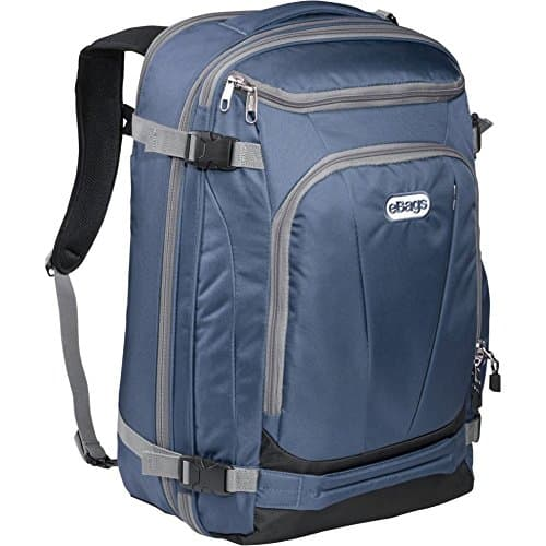 eBags TLS Mother Lode Weekender Convertible travel bag $59.49 (or less w/AmEx) at eBags.com w/FS