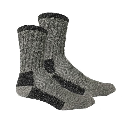 (2-Pairs) Merino Wool Blend Winter Thermal Insulated Socks $5 + free shipping