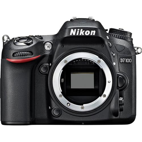 Nikon D7100 24.1MP DSLR Camera (Refurbished, Body Only) $479 + Free Shipping