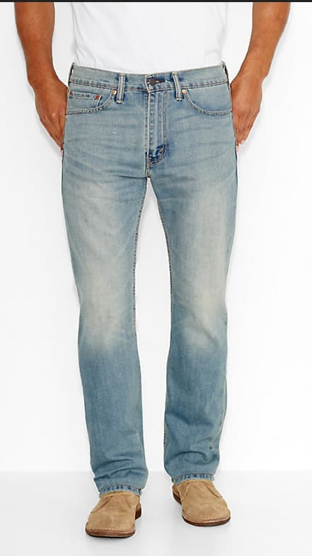 Levi's Coupon: 50% Off Orders over $250: 8-Pair Women's Jeans  $128 & More + Free S&H