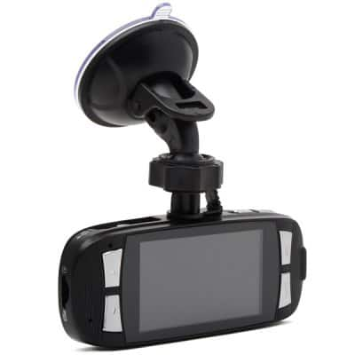 "(back) G1W-CB 2.7"" 1080P Full HD Car DVR / Mirror Camera (Capacitor) $37.29 + free shipping"
