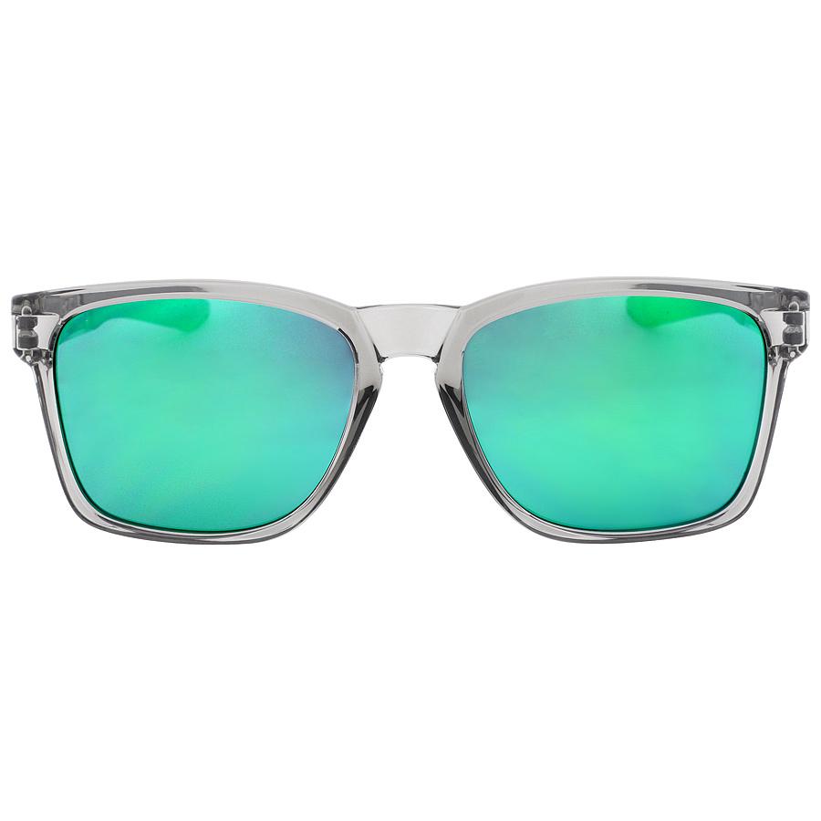 Oakley Catalyst Sports Sunglasses (Grey Ink / Jade Iridium) $75 + free shipping