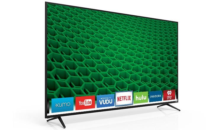 "60"" Vizio D60-D3 1080p 120Hz Smart LED HDTV + $250 Dell E-Gift Card  $700 + Free Shipping"