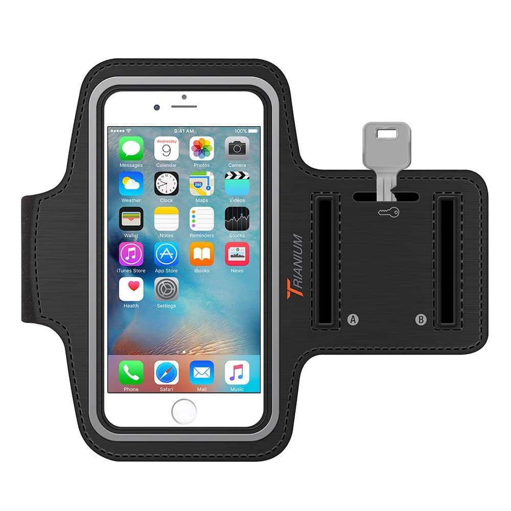 Sport Armband for iPhone 6/6s (black)  $3