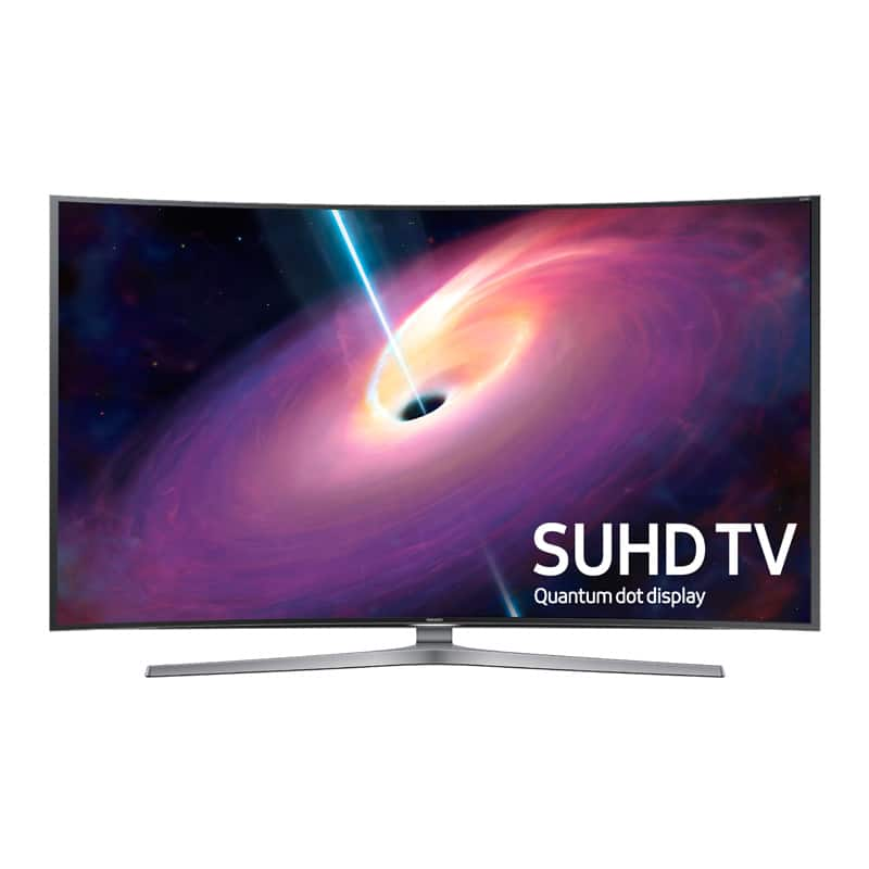 "65"" Samsung UN65JS9000 3D 4K Ultra HD Curved Smart LED HDTV $1700 + Free Shipping"