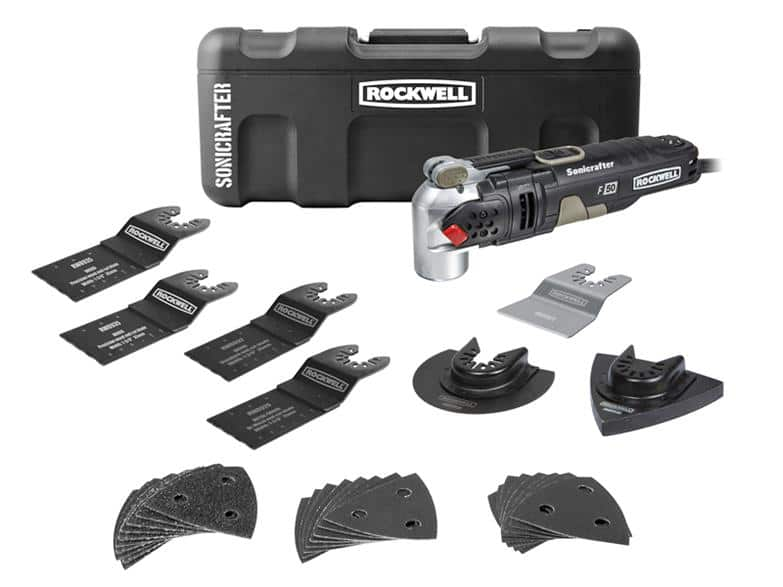 Rockwell Sonicrafter F50 Oscillating Multi-Tool  $85 + Free Shipping