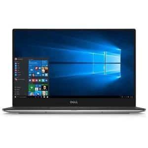 "Dell XPS 13 13.3"" Quad HD+ Touchscreen Notebook Computer, Intel Core i7-6560U 2.2GHz, 8GB RAM, 256GB SSD $1175 + Free Shipping (eBay Daily Deal)"