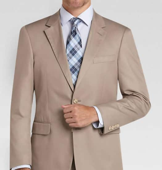Nautica Classic Fit Suit Separates & More  $25 + Free Shipping
