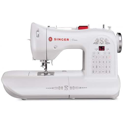 Singer ONE Easy-to-Use Computerized Sewing Machine (Manufacturer Refurbished) $139 + free shipping