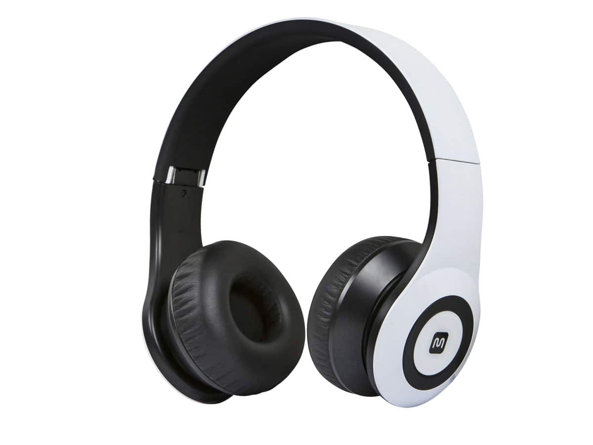 Monoprice Bluetooth On-the-Ear Headphones w/ Microphone  $20 + Free Shipping