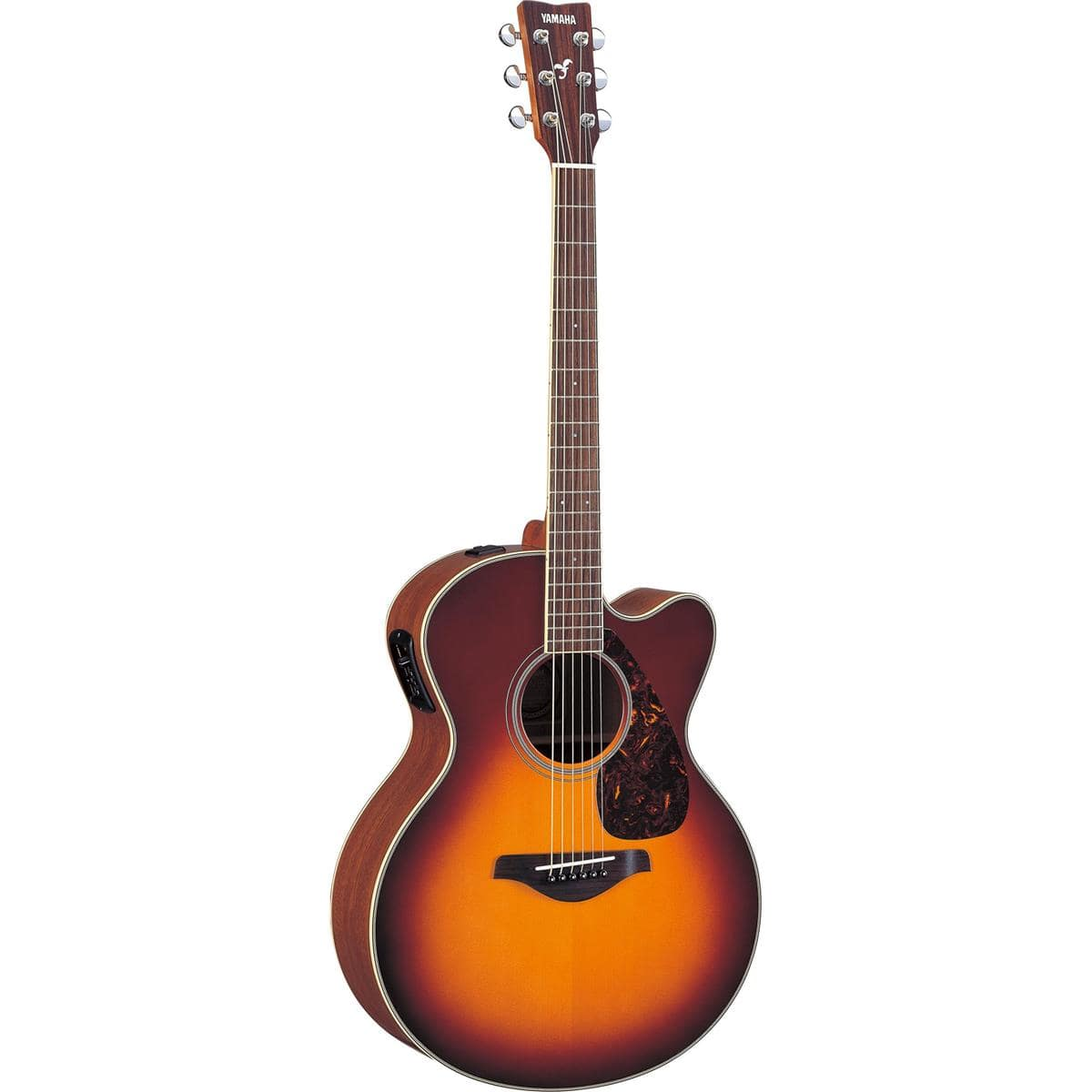 Yamaha Jumbo Solid Top Acoustic-Electric Guitars: FJX720SC $300 or FJX730SC $330 + free shipping
