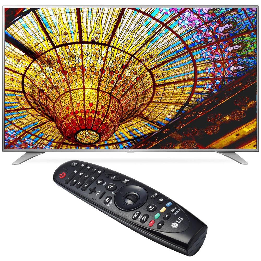 "55"" LG 55UH6550 4K UHD Smart HDTV + Magic Remote $679 + free shipping"