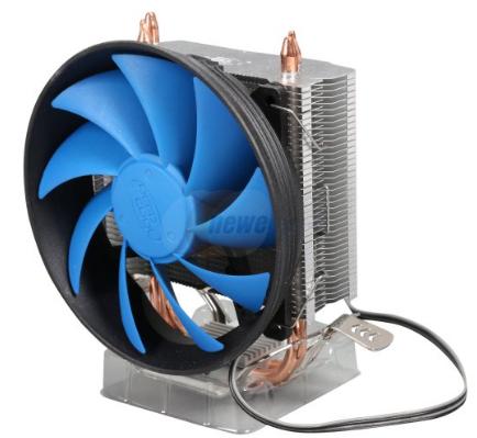 Deepcool Gammaxx 200T 120mm CPU Cooler  $5 after $10 Rebate + Free S&H