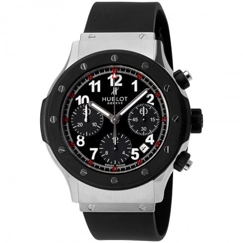 Hublot Super B Black Magic Chronograph Automatic Watch $4495 + free shipping