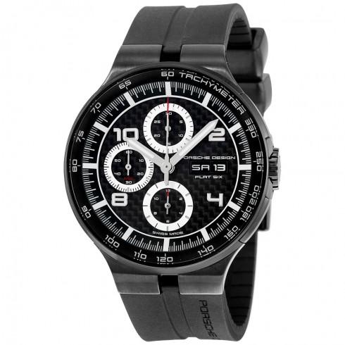Porsche Design P6340 Flat Six Automatic Chronograph Watch $995 + Free Shipping