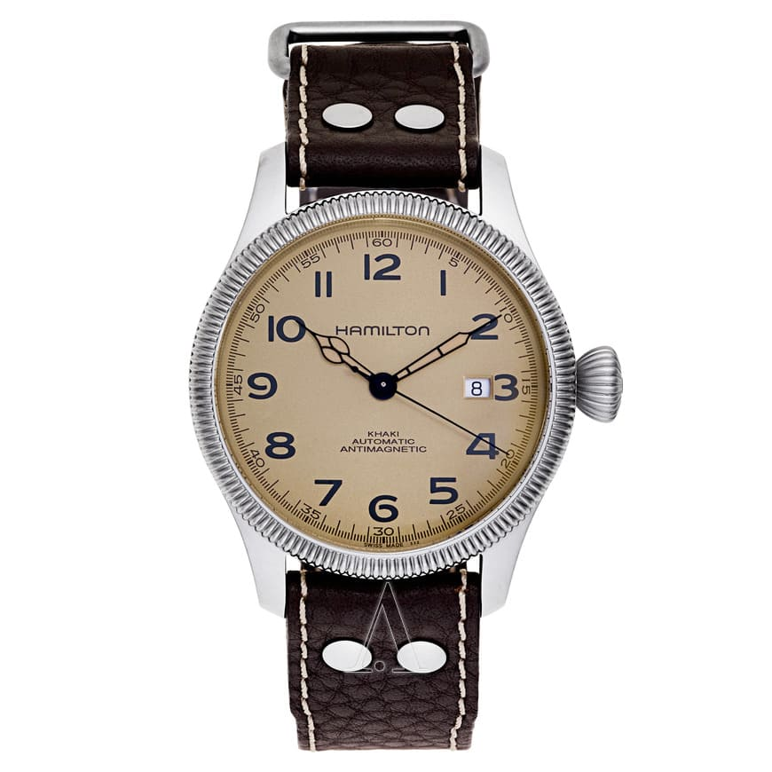 Hamilton Khaki Field Pioneer Automatic Watch $399 + free shipping