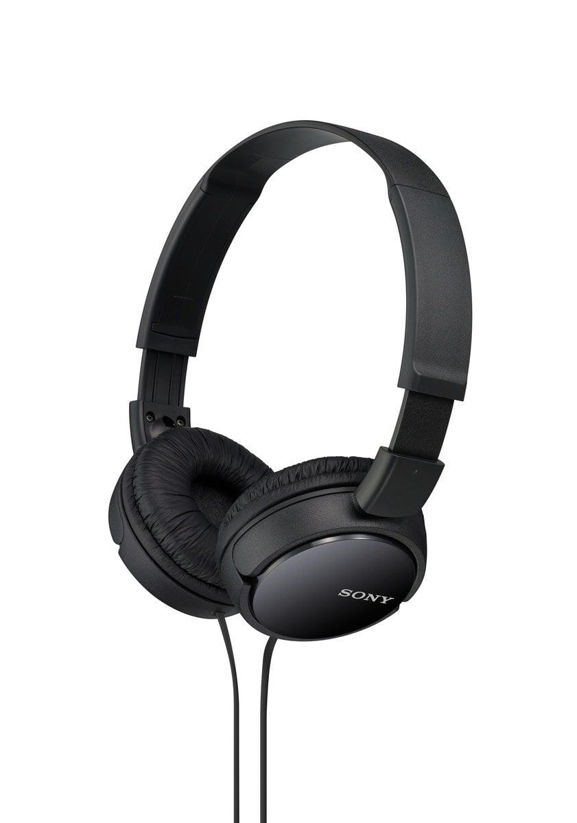 Sony MDR-ZX110 Monitor Headphones + $10 Dell eGift Card  $18 + Free S/H