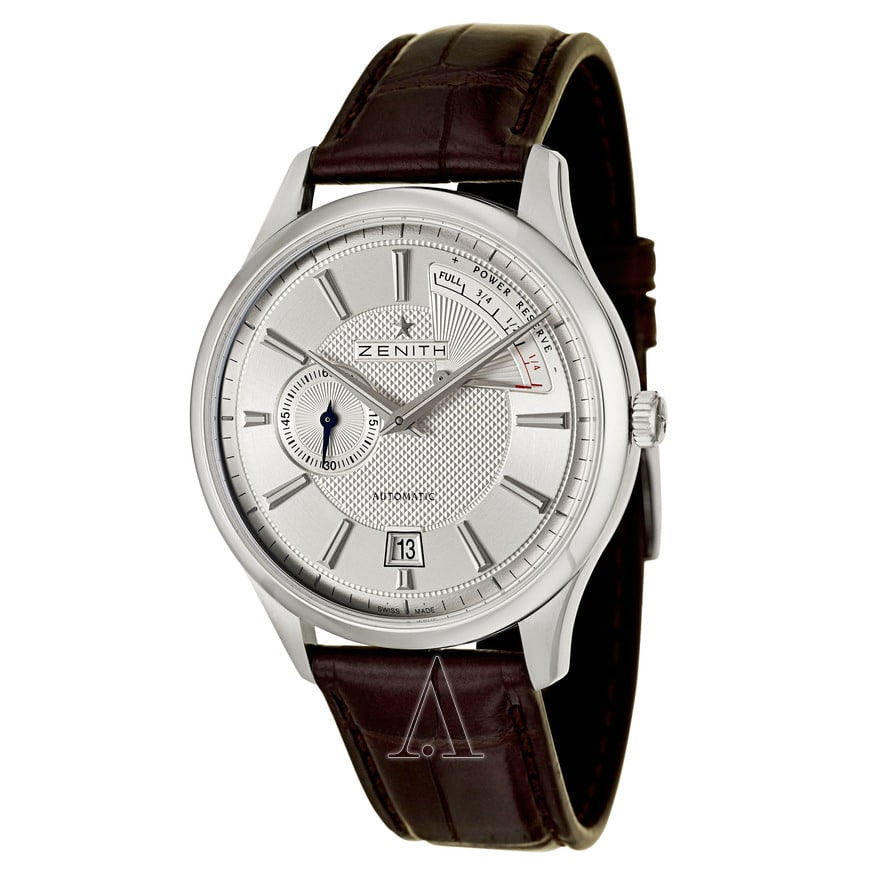 Zenith Men's Captain Power Reserve Automatic Watch $2995 + free shipping