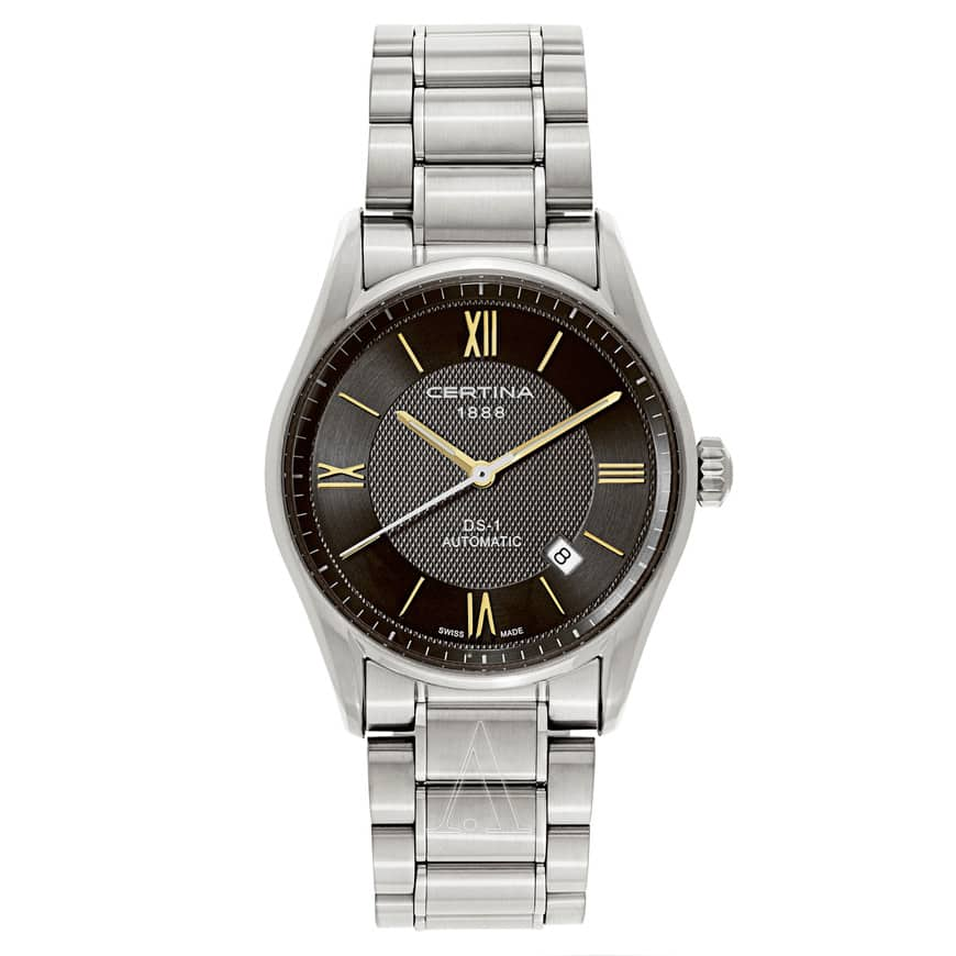 Certina Men's DS-1 Automatic Watch for $349