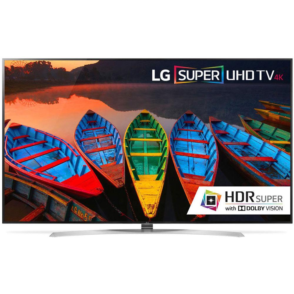 "65"" LG 65UH9500 4K UHD HDR Smart LED HDTV $1749 + Free Shipping"