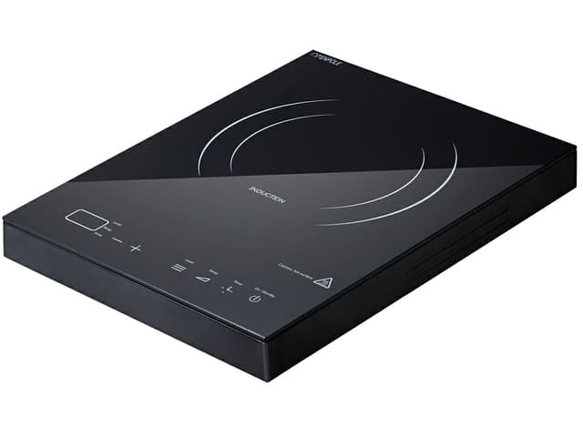 Venpole 14A-5 1400W Single Induction Cooker w/ Crystal Surface & IGBT Infenion Protection $40 + free shipping