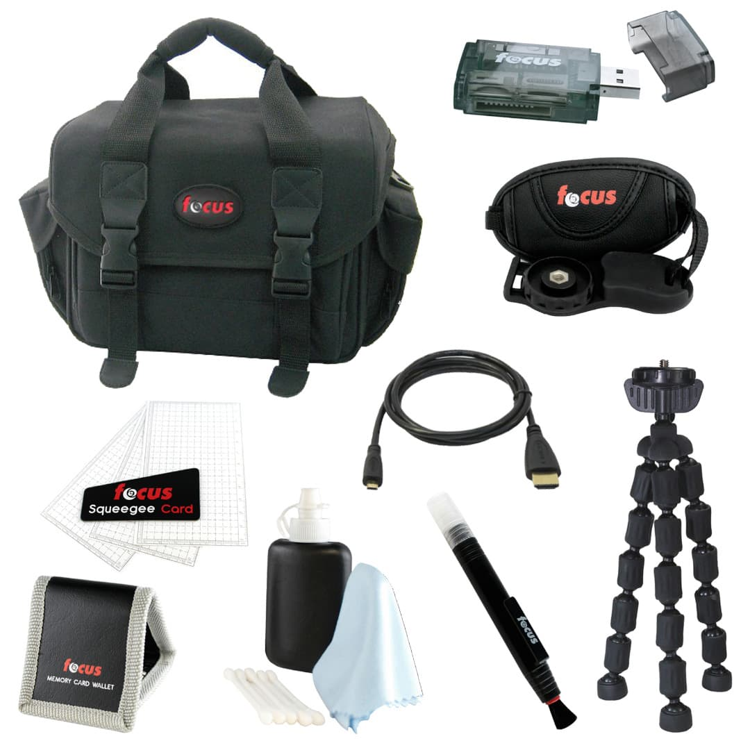 Panasonic DMC-GX8K Mirrorless Camera w/12-60mm Lens + $150 Focus Camera Gift Card + Extras $998 + free shipping