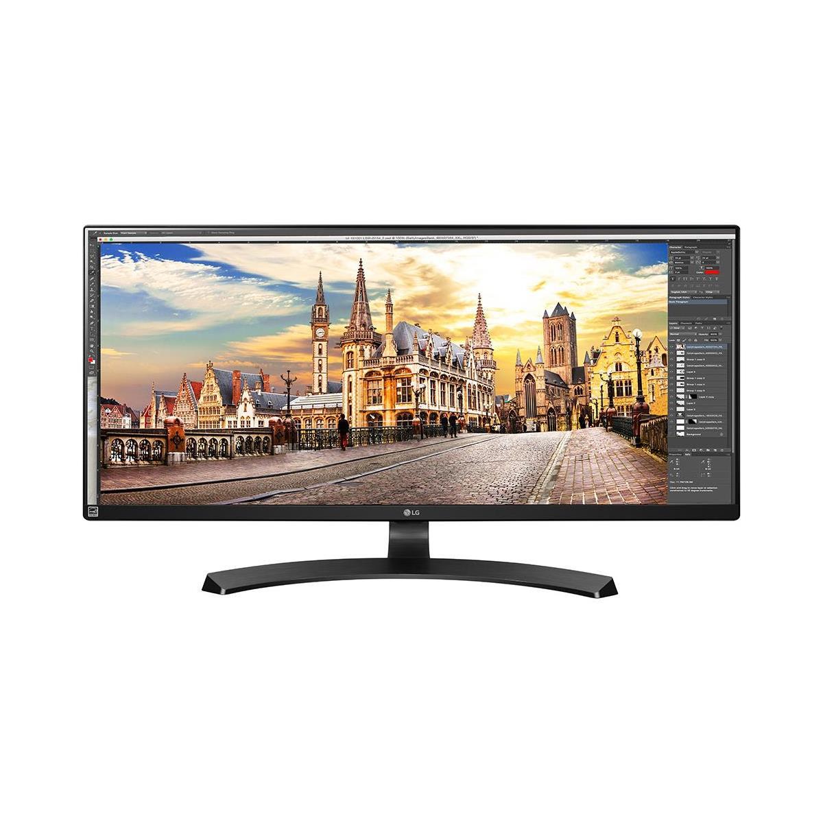 """34"""" LG 34UM68-P 2560x1080 Ultrawide IPS LED Monitor $335 + free shipping"""