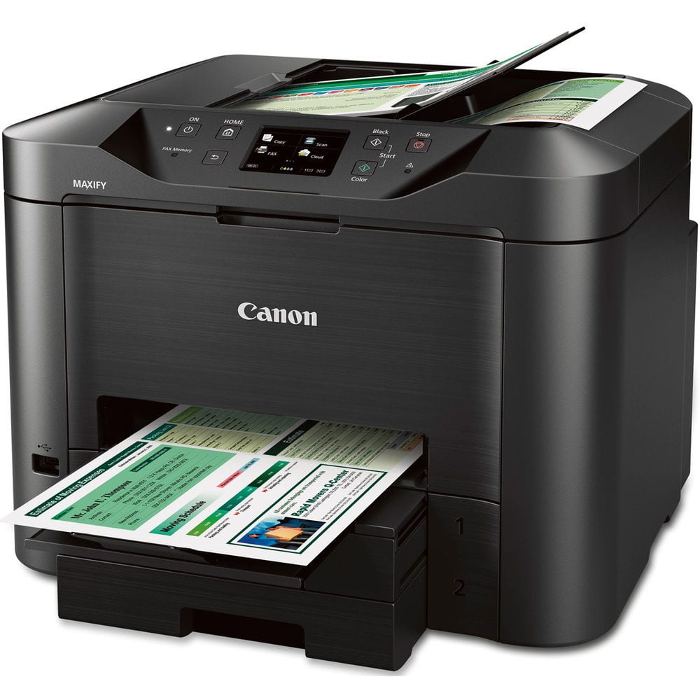 Canon MAXIFY MB5320 Wireless AIO Color Inkjet Photo Printer $90 + free shipping