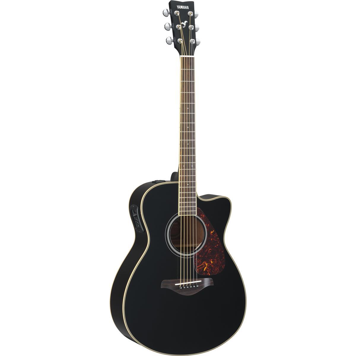 Yamaha FSX720SC Acoustic-Electric Guitar $250 + free shipping