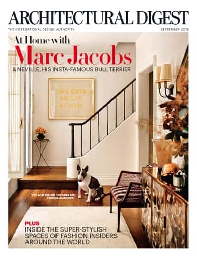 Architectural Digest (Print + Digital) for $5.95 per year