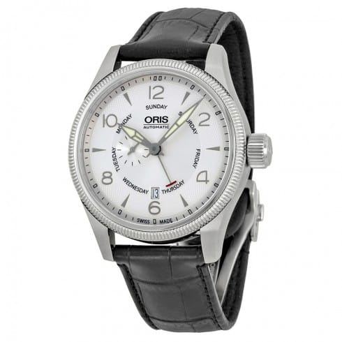 Oris Big Crown Silver Pointer Day Dial Automatic Watch $629 + free shipping