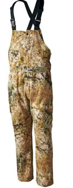 Cabela's Men's Uninsulated Bibs with Silent Weave Zonz Western Camo  $14 + Free S&H