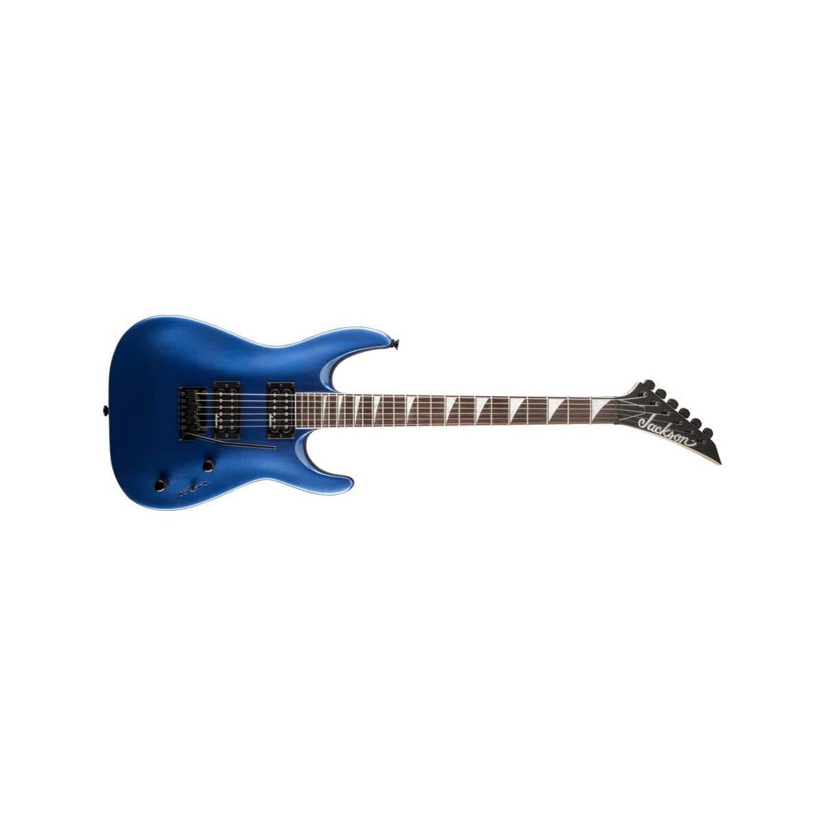 Jackson Electric Guitars: JS22 Dinky Arch Top (Metallic Blue) or Jackson JS22-7 Dinky (Satin Black) $145 each + free s/h