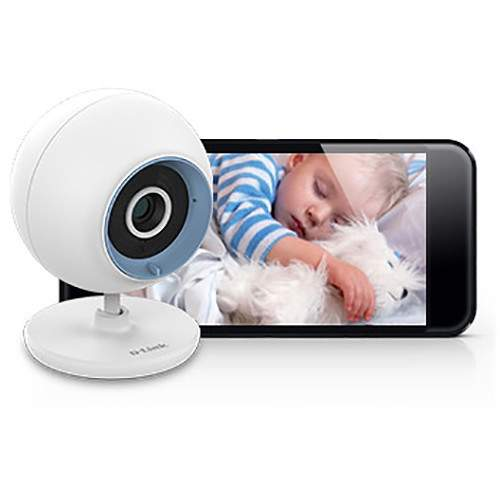 Baby Video Monitor: D-Link WiFi Day & Night Live View Baby Monitor $39.99 with free shipping