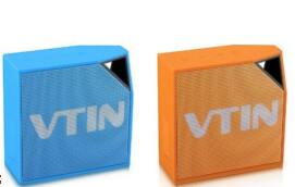 Vtin Cuber 5W Waterproof Bluetooth 4.0 Speaker $11 or 10W Model w/ Flashlight $17 @ Amazon