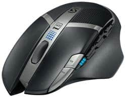 Logitech G602 Gaming Wireless Mouse $39.99