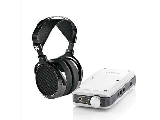 HiFiMan HE400i Headphones + Denon DA-10 Headphone Amp / DAC $425 + free shipping w/ Masterpass