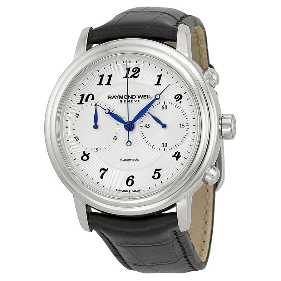 Raymond Weil Maestro Automatic Chronograph Watch $639 + free shipping