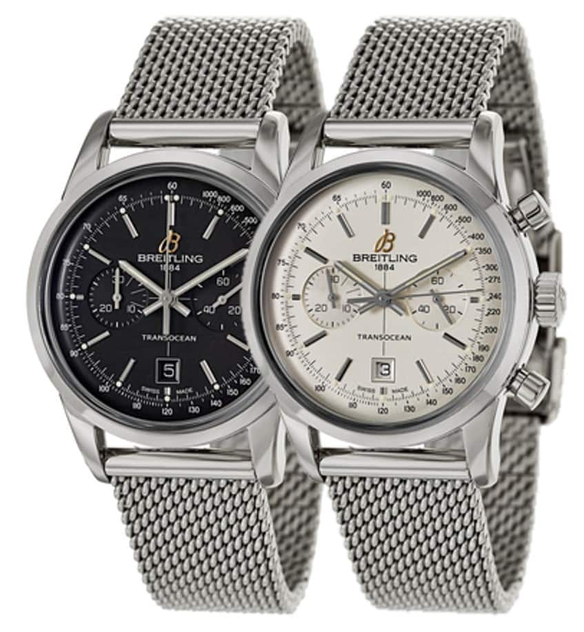 Breitling TransOcean 38 Automatic Chronograph Watch  $3295 + Free S&H
