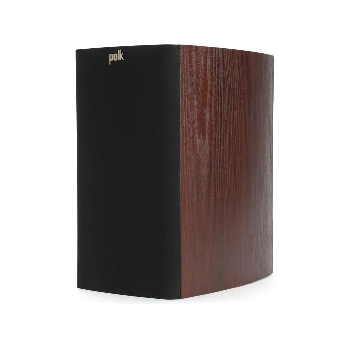 Polk Audio TSx 220B 2-Way Bookshelf Speakers (Black or Cherry, Pair) $120 after $15 Rebate + Free S/H