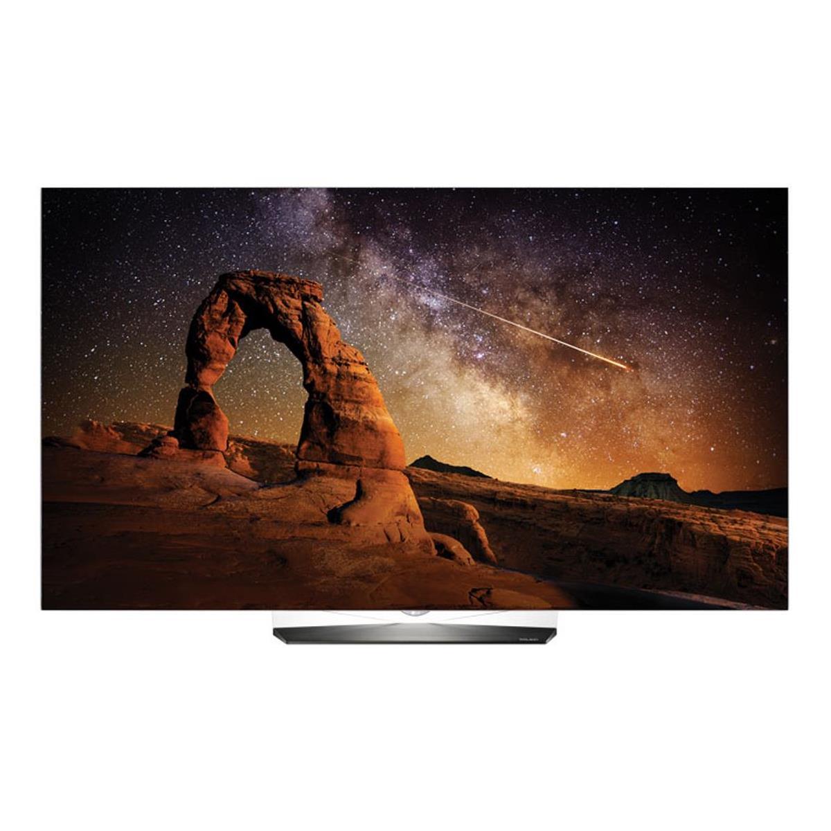 "*live* LG OLED HDTV'S:55"" OLED55B6P or OLED55C6P (flat/curved) $1499 or OLED55E6P (flat w/ 3D + Soundbar) $1799 + Free Shipping"