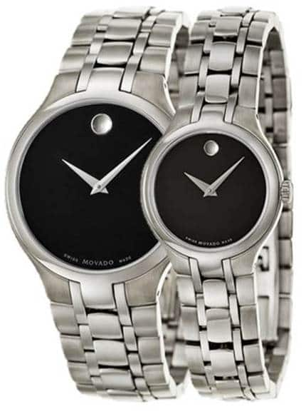 Movado Men's/Women's Collection Watch $275 + free shipping