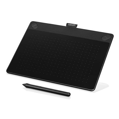 Wacom Intuos Art Pen and Touch Digital GraphicsTablet Medium (refurb) $125 + free shipping