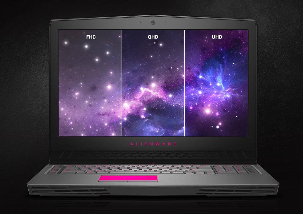 Dell Alienware 17 R4 Laptop: i7 6820HK, 8GB GTX 1070, 16GB RAM, 17.3 1080p, 128GB SSD + 1TB HDD, Win 10 $1475 after $225 Slickdeals Rebate + Free s&s
